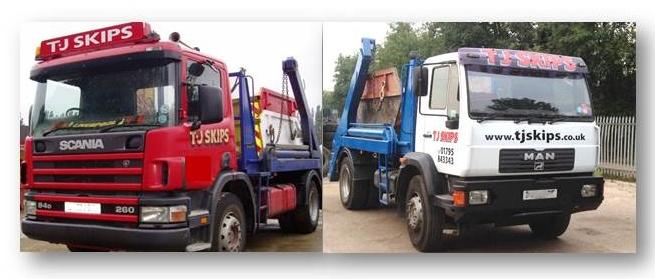 lorries pic